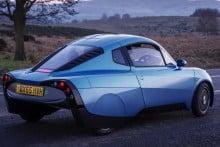 Riversimple RASA Wasserstoff Auto