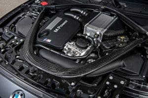 BMW M4 GTS Motor