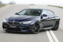 BMW M6 Gran Coupé Tuning