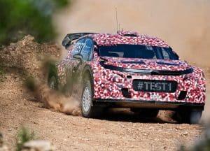 Citroen WRC Auto 2017