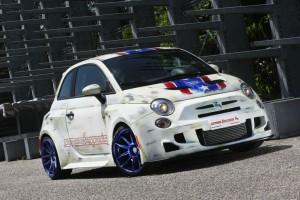 FIAT 500 Cinquone Tuning