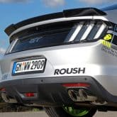 Ford Mustang GT Folierung Tuning