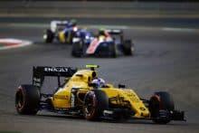 Jolyon Palmer Renault Formel 1