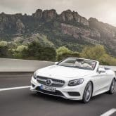Mercedes S500 Cabriolet