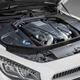 Mercedes S500 Cabriolet Motor