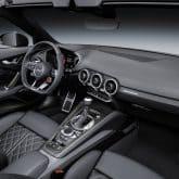 Audi TT RS Roadster Innenraum