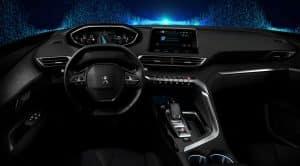 Peugeot i cockpit
