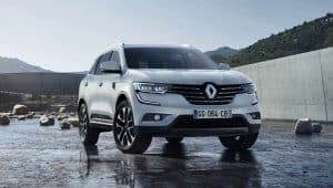 Renault Koleos SUV 2017