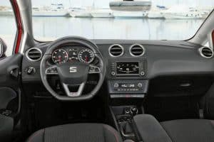 Seat Ibiza 2016 Innenraum