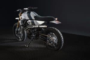 Yamaha XSR700 Custom Bike Umbau