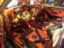 Auto Innenraum Tuning