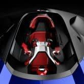 Peugeot L500 R Hybrid Innenraum