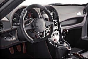 Super Veloce Racing Noble M600 Innenraum