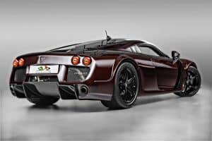 Super Veloce Racing Noble M600