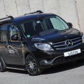 Tuning Mercedes CITAN CDI W415
