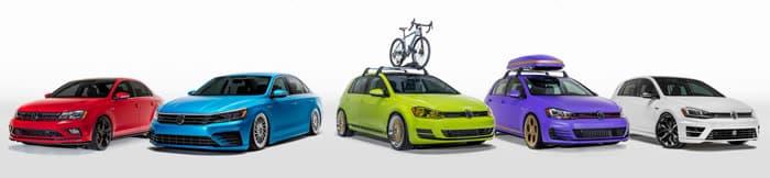 VW Show Autos 2016