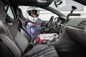 Volkswagen Golf GTI Clubsport S Innenraum