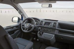 Volkswagen Multivan Freestyle Innenraum