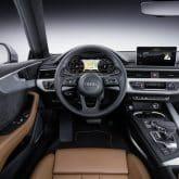 Neuer Audi A5 Coupé Innenraum