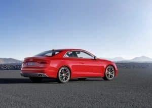 Neuer Audi S5 Coupe 2016