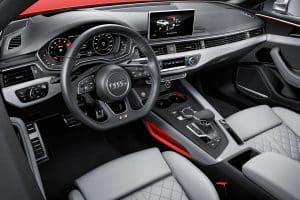 Neuer Audi S5 Coupe 2016 Innenraum