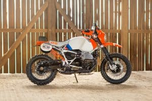 BMW Lac Rose Custom Bike Concept