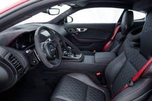 Jaguar F-Type SVR Innenraum