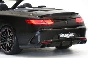 Mercedes S 63 Cabrio Tuning