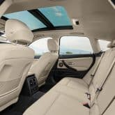 Neuer BMW 330i GT Gran Turismo Innenraum