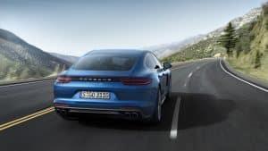 Neuer Porsche Panamera 2017 4S