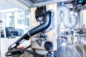 Nissan Bioethanol Brennstoffzelle