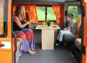 VW Bus T6 Umbau Reisemobil