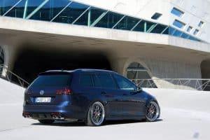 VW Golf R Tuning