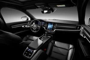 Volvo V90 R Kombi Innenraum