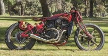 Custombike Indian Scout Umbau