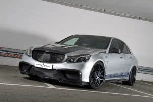 Mercedes-AMG E63 Tuning