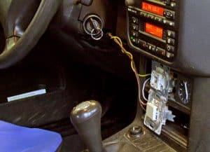 Motor Startknopf Nachrüstung