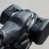 Yamaha Tracer 700 Zubehör Koffer