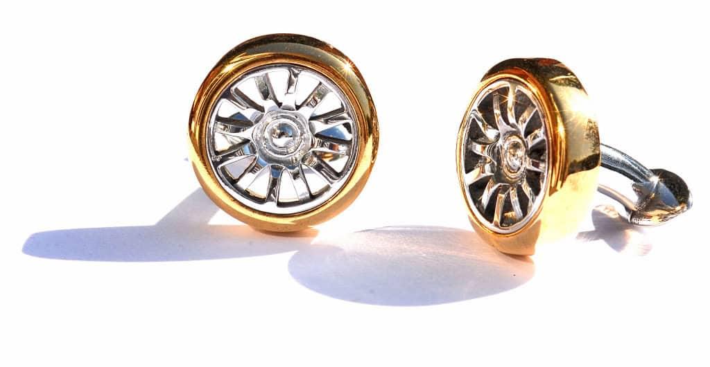 Bugatti Accessoires Manschettenknoepfe