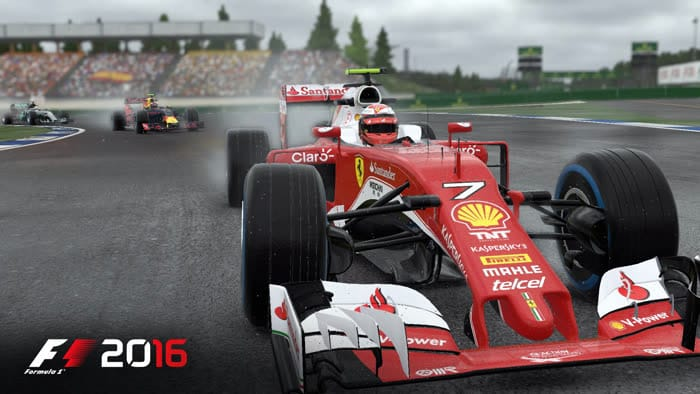 F1 2016 Germany Game