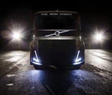 The Iron Knight Volvo
