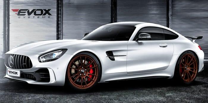 Tuning Mercedes AMG GT R