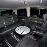 VW T6 Bus Tuning Innenraum