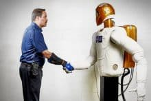 Weltraum Handschuh RoboGlove
