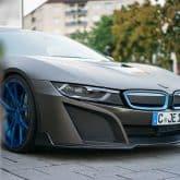 BMW i8 Folierung Tuningzubehör