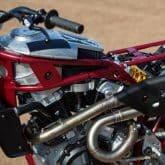 Indian Scout FTR750 Rennmotorrad