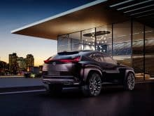 Lexus UX Konzept