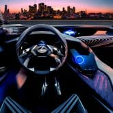 Lexus UX SUV Konzept