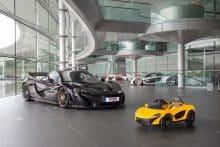 McLaren Kinderauto