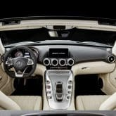 Mercedes-AMG GT C Roadster Innenraum